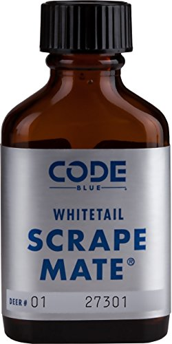 - Code Blue Whitetail Scrape Mate