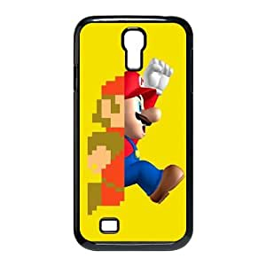 QSWHXN Cover Custom Super Mario Phone Case For Samsung Galaxy S4 i9500 [Pattern-2]