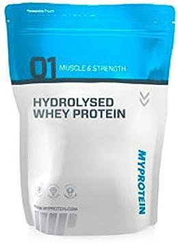 MyProtein Hydrolysed Whey Pre-Digested Proteína Hidrolizada ...