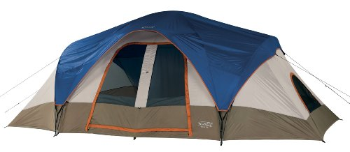 Wenzel Great Basin Tent u2013 9 Person  sc 1 st  Wenzel c&ing tent & Best Family Tent for 2018
