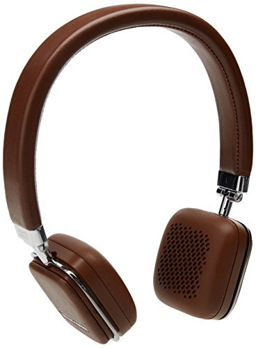 Harman Kardon SOHO Brown Premium, On-Ear Headset with Bluetooth Connectivity and Touch Control