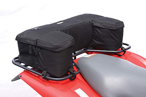 Cooler Rear Rack (ATV Deluxe Pack, Black)
