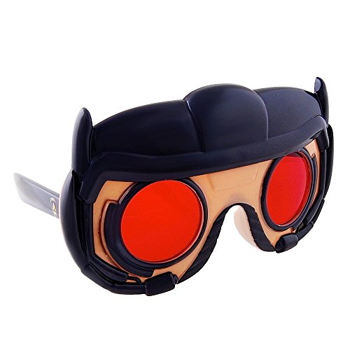 Costume Sunglasses Guardians of the Galaxy Star-Lord Sun-Staches Party Favors UV400 ()