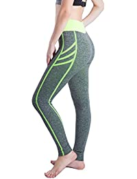 8ed9db5fcb5a5 Amazon.com: Yellows - Active Leggings / Active: Clothing, Shoes ...