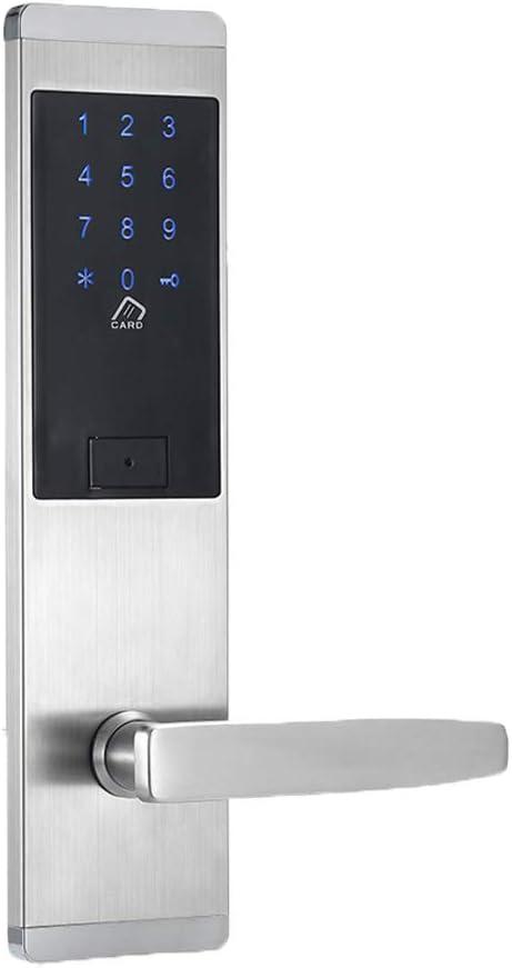 Fingerprint Door Lock Biometric Electronic Door Lock With the Touch Keyboard Smart Home Fingerprint Lock