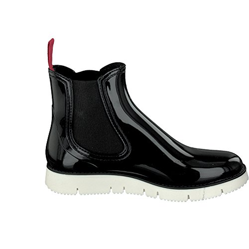 bianco Scarpe Stivaletti Donna Shoes Stivali Gosch 6 Chelsea 7105 320 Colori Nero qxaBw5P1