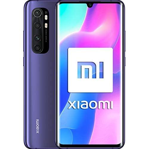 41Ve67bIjML. SS500 Haz clic aquí para comprobar si este producto es compatible con tu modelo Mi Note 10 Lite es el teléfono perfecto para tu día a día trabajar y jugar. Cámara cuádruple de 64MP con vídeo 4K y cámara frontal selfie de 16MP.