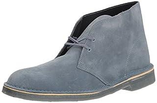 Clarks Men's Desert Boot Boot, blue/grey suede, 9 Medium US (B073P5JYB6) | Amazon price tracker / tracking, Amazon price history charts, Amazon price watches, Amazon price drop alerts