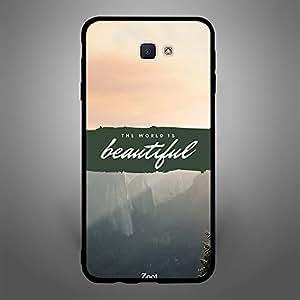 Samsung Galaxy J7 Prime The World is Beautiful