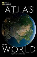 Created for all global citizens, this universally respected volume of world maps has been completely revised and updated with fascinating visualizations of international trends and global conditions.National Geographic's flagship Atlas of the...