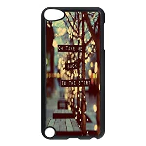 Personalized Coldplay Lyrics Ipod Touch 5 Cover Case, Coldplay Lyrics DIY Phone Case for iPod Touch5 at Lzzcase