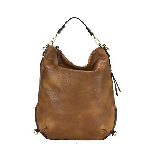 Light Brown Designer Leather Handbags: Amazon.com