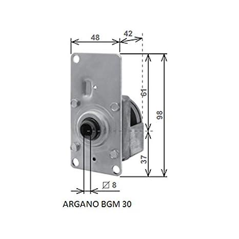 Bianco 10 m Bulk Hardware BH01491 Cavo Telefonico Cca a 2 Doppini Conduttori