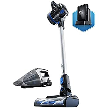 hoover onepwr blade cordless stick vacuum cleaner with hand vac 1 rechargeable. Black Bedroom Furniture Sets. Home Design Ideas