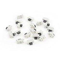 20PCS SMD SPST Momentary Push Button Mini Tactile Switch 5mmx2mm