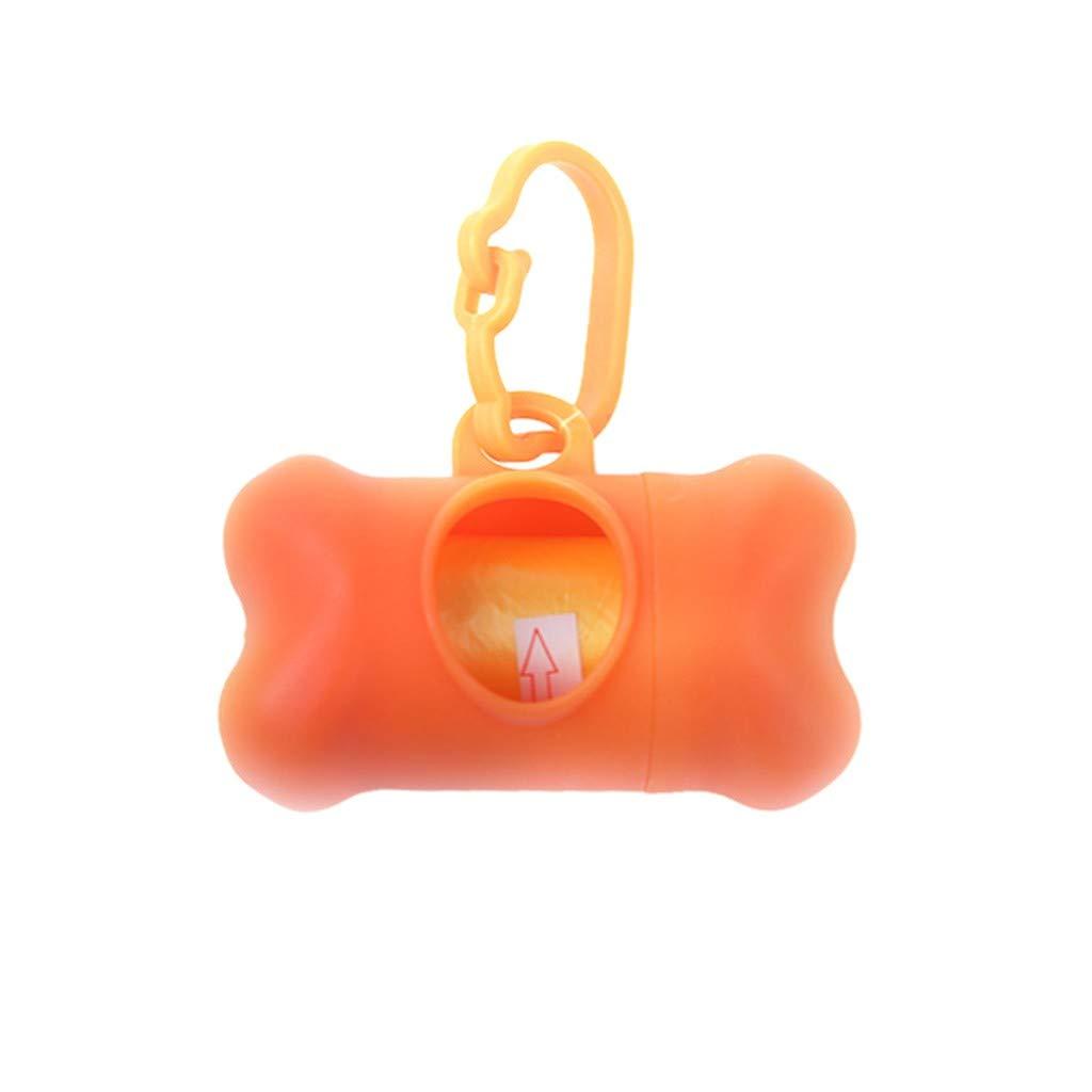 Amazon.com: Dispensador de bolsas de caca, forma de pastilla ...