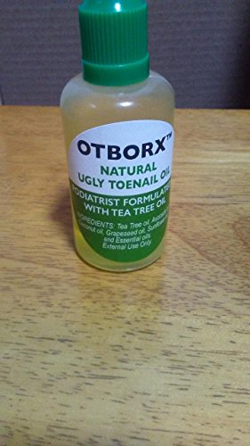 Natural Ugly Toenail Oil with Tea Tree Oil