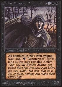 Magic: the Gathering - Zombie Master - ()