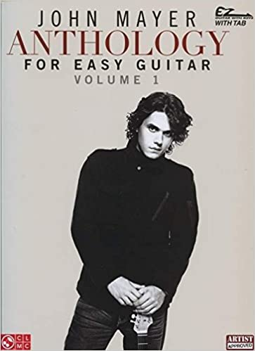 Amazon John Mayer Anthology For Easy Guitar Ez Guitar With