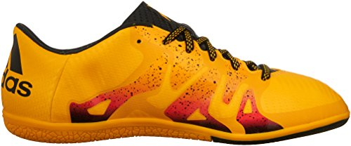 Adidas Performance Mens X 15.3 In Scarpa Da Calcio Oro / Nero / Rosa Shock