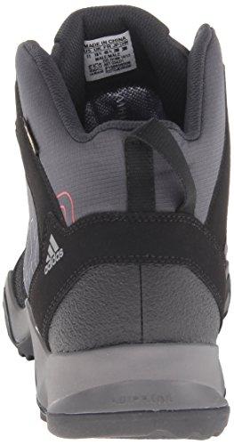 Scarpone Da Trekking Adidas Outdoor Mens Ax2 Mid Gore-tex Scuro Scisto / Nero / Scarlatto Chiaro