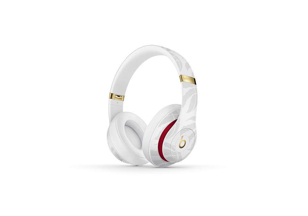 Beats Studio3 Wireless Noise Canceling Over-Ear Headphones – NBA Collection  – Raptors White
