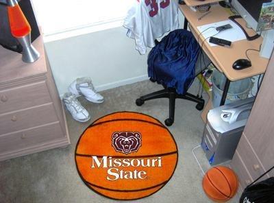 (Fanmats Missouri State Basketball Mat 27