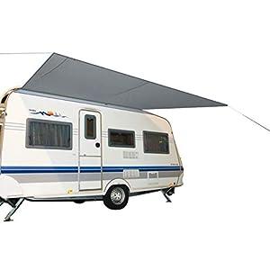 41VeAXRCv8L. SS300 Bo-Camp Sonnensegel XL Wohnwagen Wohnmobil Markise Vordach Keder Bus 4,6 x 2,4 m