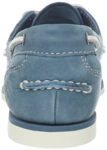 US M 2 Timberland Women's Blue 8 Boat Classic Eye Shoe SWBv7z