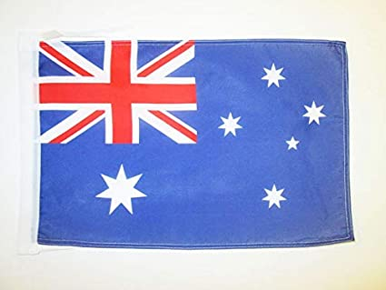 Flaggenfritze/® Flagge Australien Queensland 30 x 45 cm