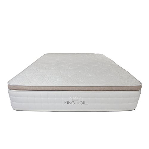 King Koil Grand 14-inch Eurotop Independ - King Koil Queen Mattress Shopping Results