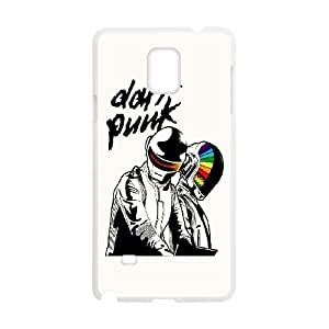 Daft Punk Samsung Galaxy Note 4 Cell Phone Case White Exquisite gift (SA_534652)