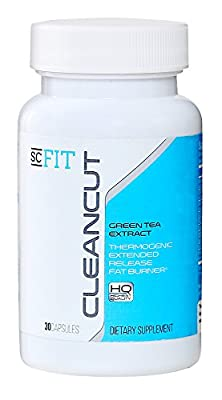 Opus Health Green Tea Fat Burner Pills for Men & Women - Boost Metabolism + Increase Energy & Focus - Natural Thermogenic Weight Loss Supplement - 30 Veggie Capsules