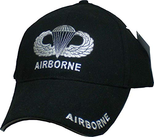 NEW Airborne Jump Wings Cap