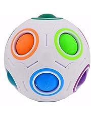 كرة رينبو، لعبة لغز كرة القدم سبيد ماجيك، العاب تعليمية للاطفال
