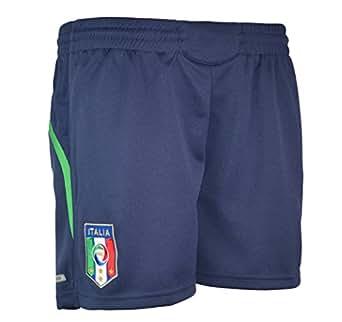 Puma Women's Italia Training/Fitness Shorts S Navy