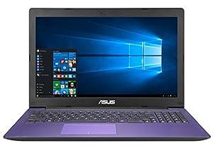 ASUS X553SA/N3700 15.6-Inch Laptop (Purple) (Intel Pentium