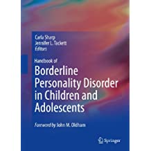 Handbook of Borderline Personality Disorder in Children and Adolescents