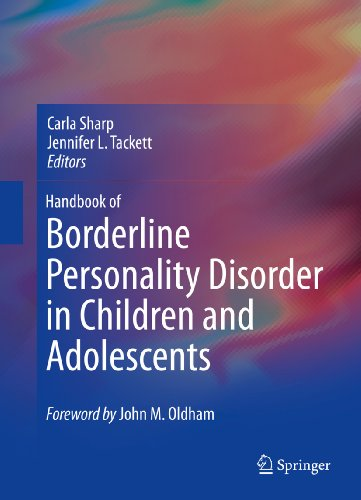 ne Personality Disorder in Children and Adolescents ()
