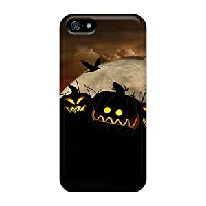 Hot Snap-on Night Scares Hard Covers Cases/ Protective Cases For Iphone 5/5s