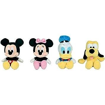 Peluche Mickey ou ses Amis 20 cm by Disney