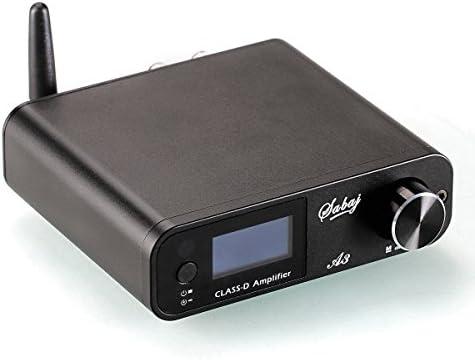 Sabaj A3 – Amplificadores Estéreo 80 W x 2,
