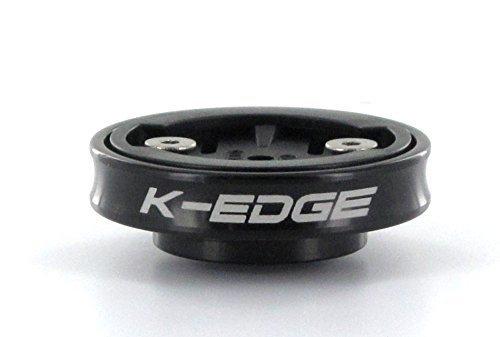 K-Edge Gravity Cap Garmin Mount (Black)