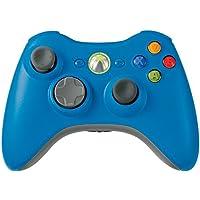 Xbox 360 Kablosuz Kumanda Oyun Kolu Gamepad Controller Joystick Mavi