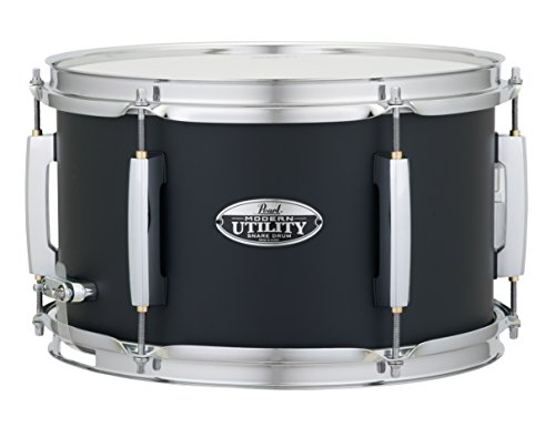 Pearl Snare Drum, Satin Black (MUS1270M227)