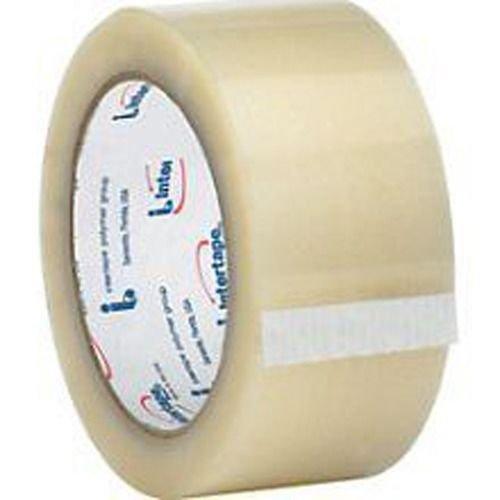 Intertape New 6100 Clear Carton Packing/Sealing Tape 2