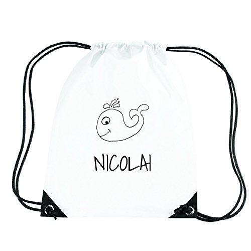 JOllipets NICOLAI Turnbeutel Sport Tasche PGYM5817 Design: Wal