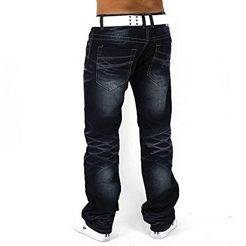 Jeans Comportement de ID1034 pour hommes (jambe droite)