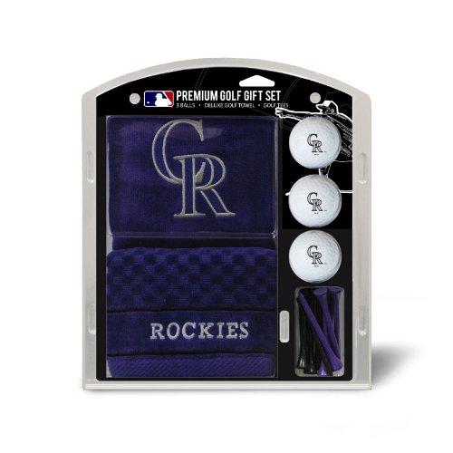 - Team Golf MLB Colorado RockiesEmbroidered Towel Gift Set