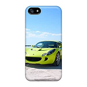 JonBradica Iphone 5/5s Shock-Absorbing Cell-phone Hard Cover Custom Nice Lotus Elise Skin [PdX17802vbfl]
